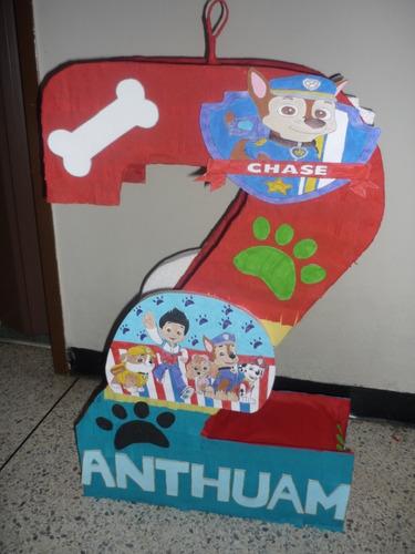 hermosas piñatas infantiles...