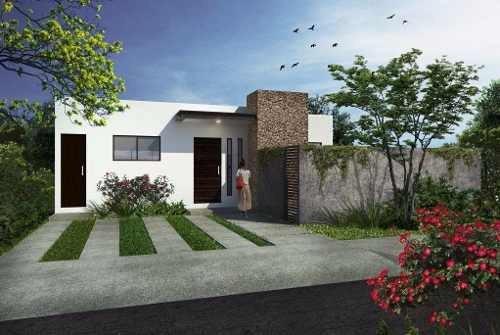 hermosas residencias en conkal (modelo caoba)