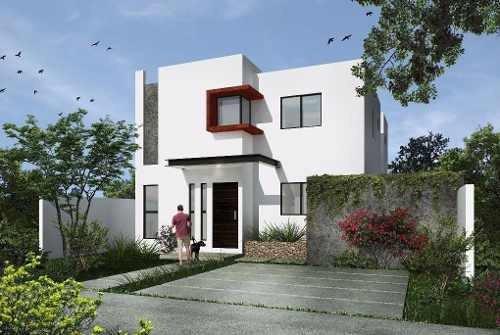 hermosas residencias en conkal (modelo roble)