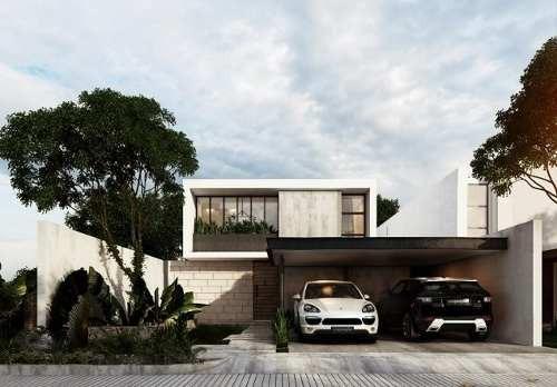 hermosas residencias en venta en conkal