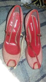 En Zapatos Zara Fjlk13tc Mercado Rojos Libre México Rojo eWYHIE9Db2