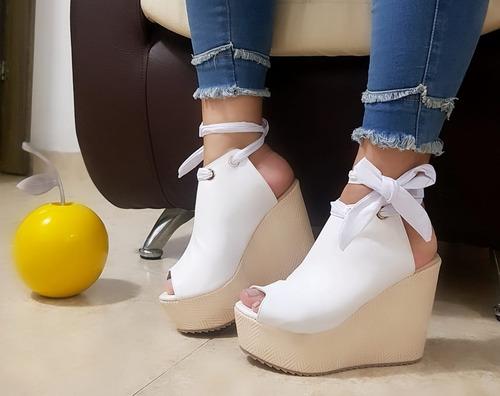 hermosas sandalias colombianas