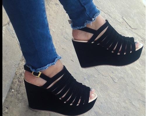 hermosas sandalias moda juvenil