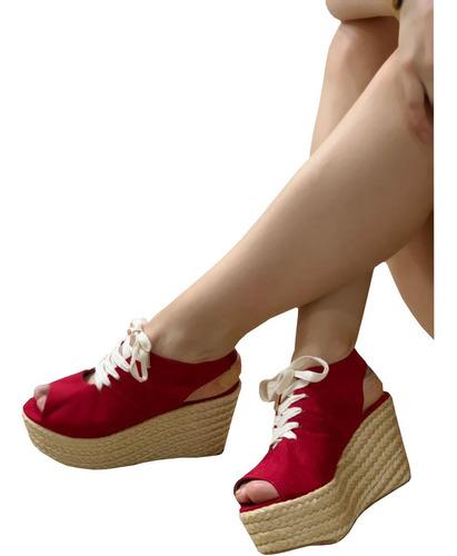 hermosas sandalias  para mujer calidad colombiana
