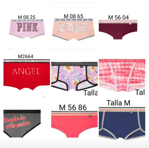 hermosas tangas, cacheteros pink v s