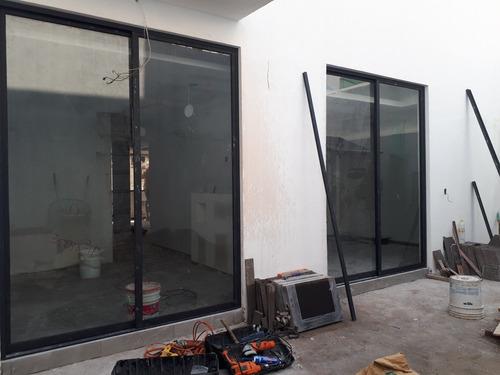 hermosas ventanas en aluminio