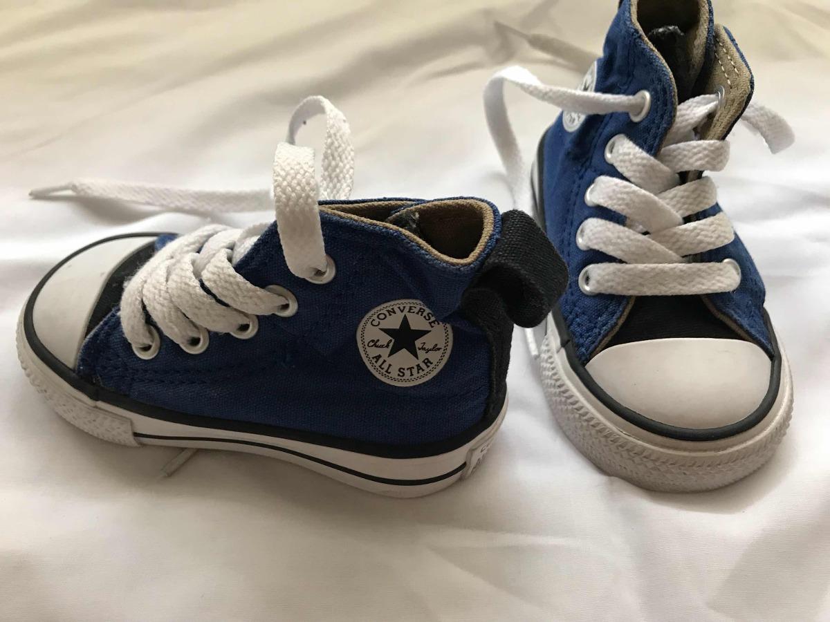 zapatillas de bebe converse