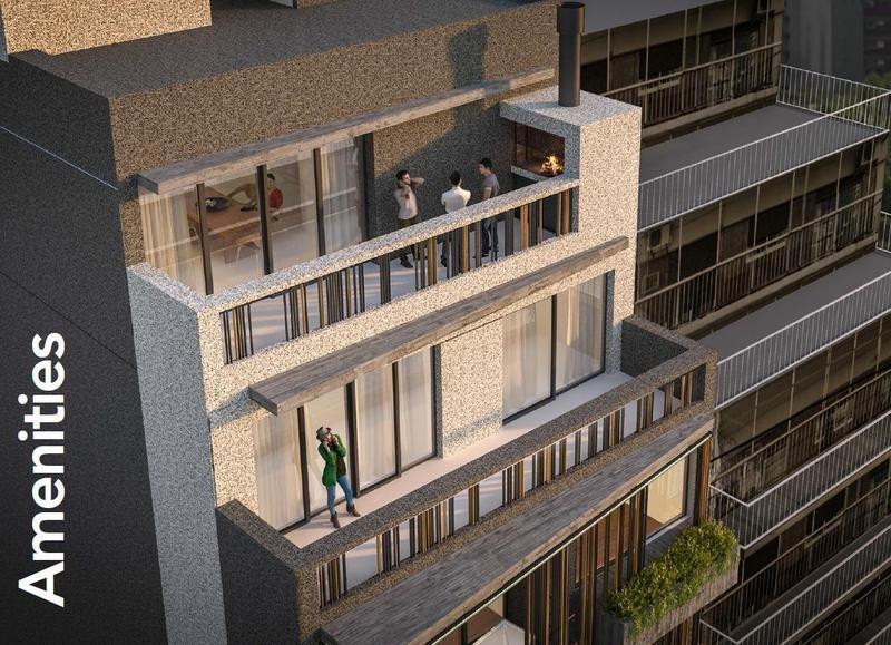 hermoso 2 ambientes en construcción en flores - amenities - oportunidad
