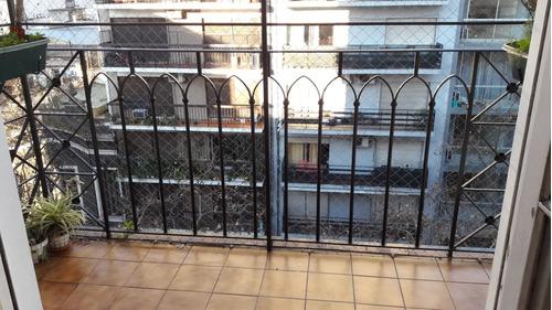 hermoso 3 ambientes fte balcón remodelado a nuevo