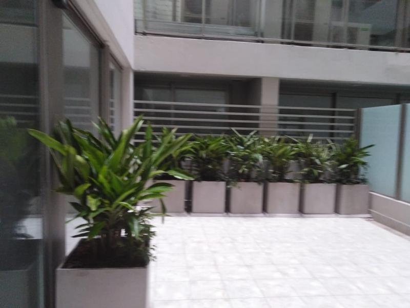 hermoso 4 ambientes con patio y cochera!!! a estrenar liberateur!!