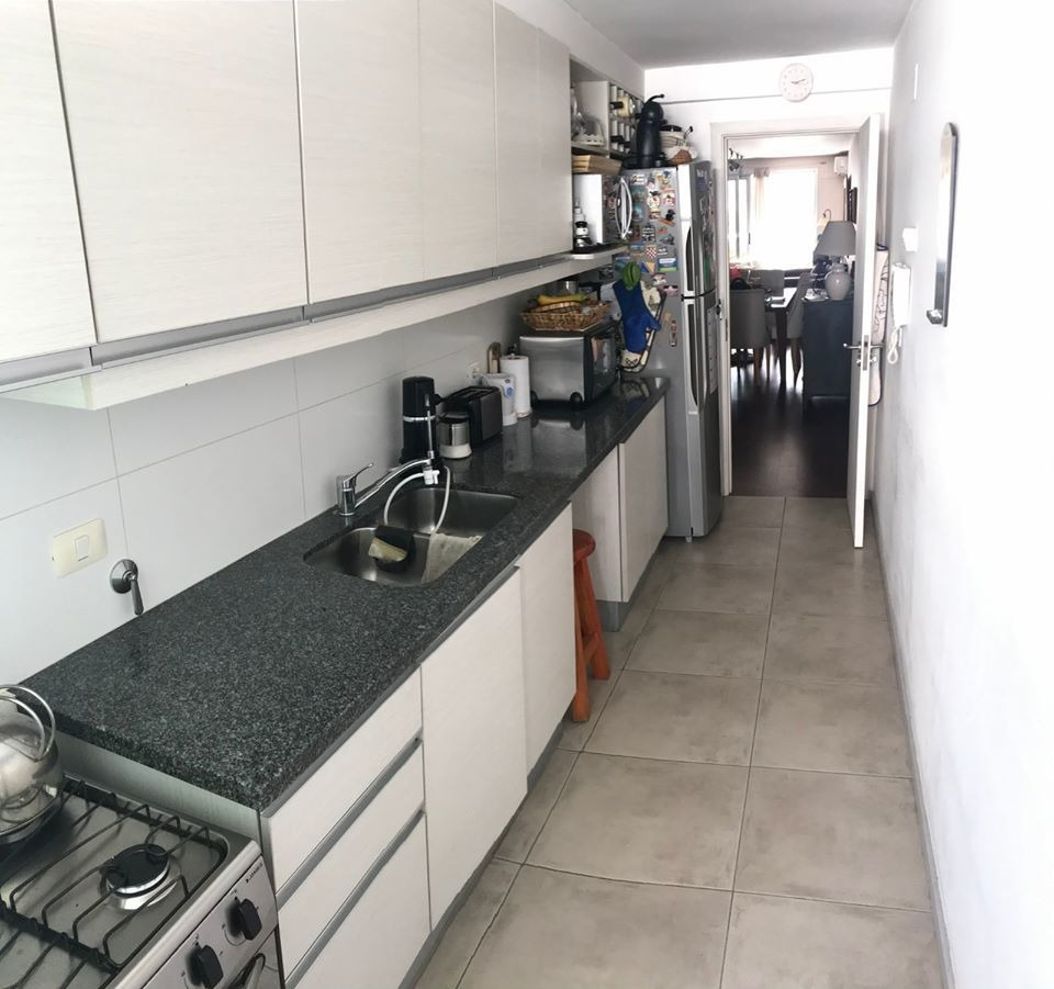 hermoso apartamento 2 dormitorios y garaje punta carretas