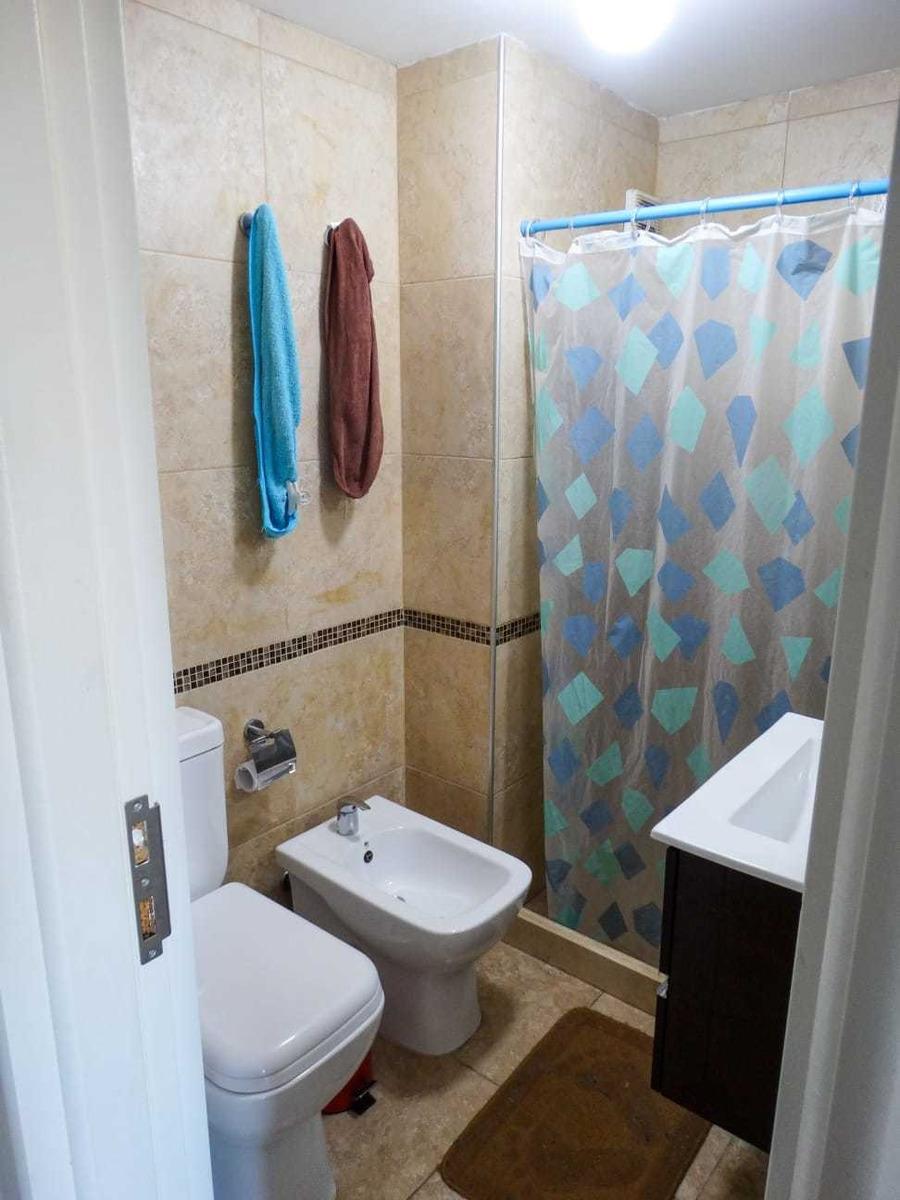 hermoso apartamento 3 cuartos, 2 baños, cochera. tres cruces