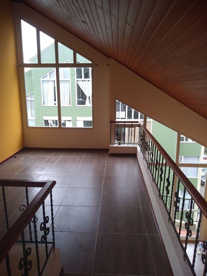 hermoso apartamento 5 piso barrio parques del nogal