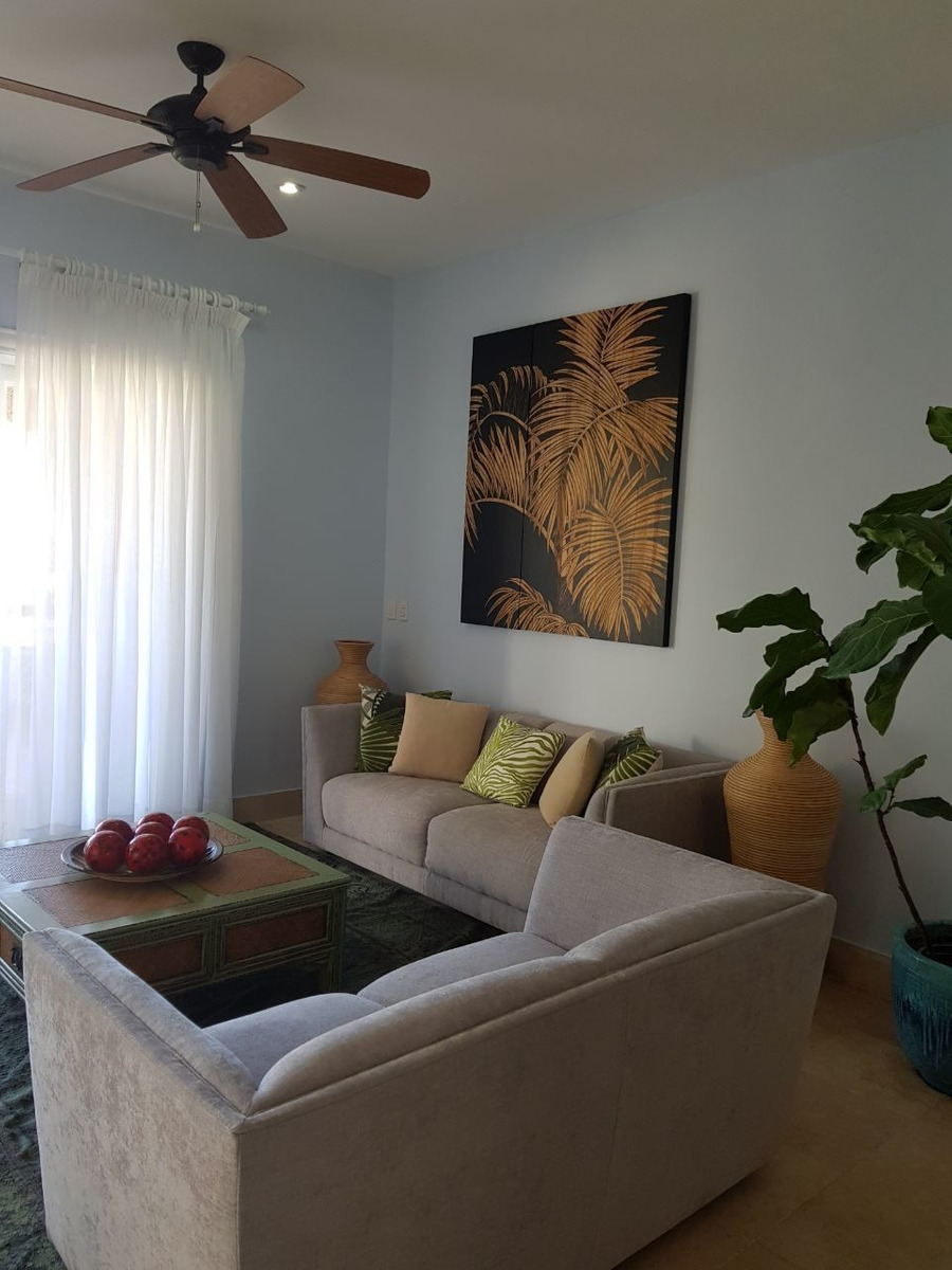 hermoso apartamento amueblado en golden bear
