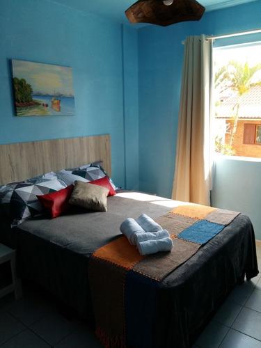 hermoso apartamento , con salida al mar:¨sol da cachoeira¨