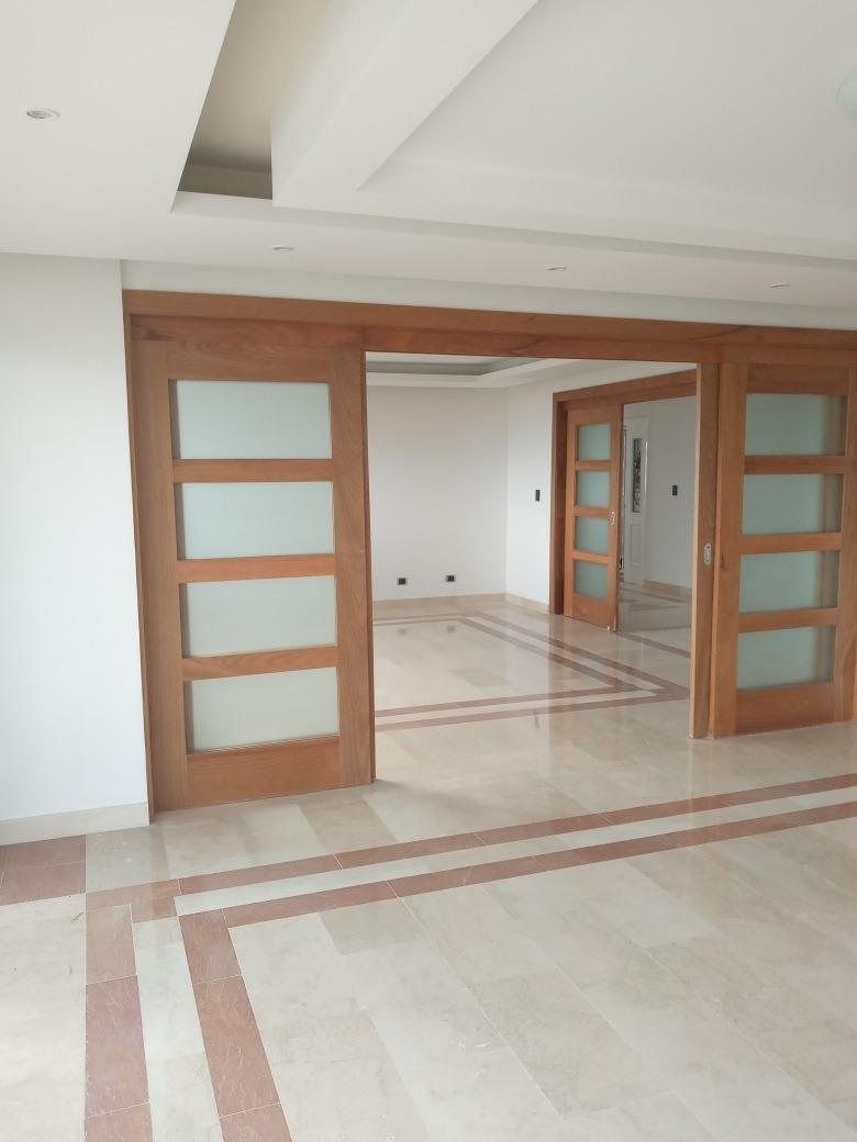 hermoso apartamento en alquiler - anacaona