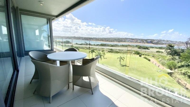 hermoso apartamento en alquiler tiburón terrazas barra-ref:2085