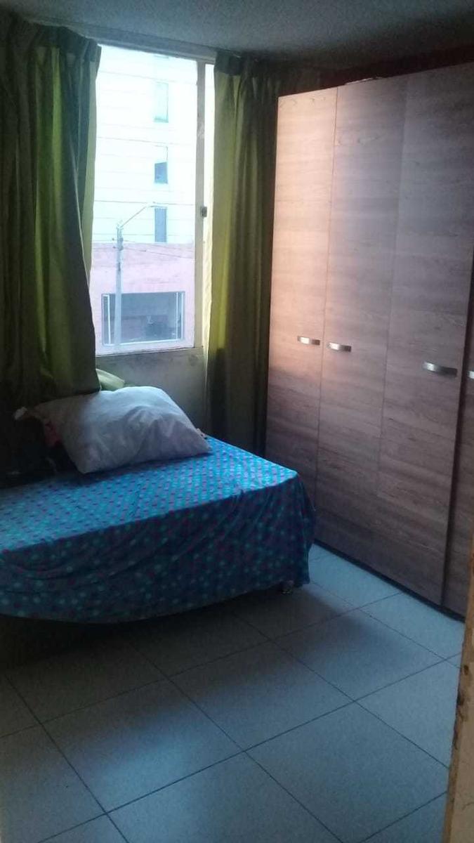 hermoso apartamento en bogotá, consta de 3 habitaciónes