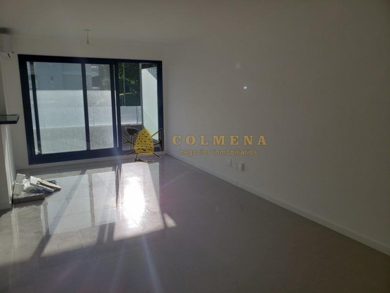 hermoso apartamento en edificio con amenities, a pocos metros de la mansa!-ref:1654