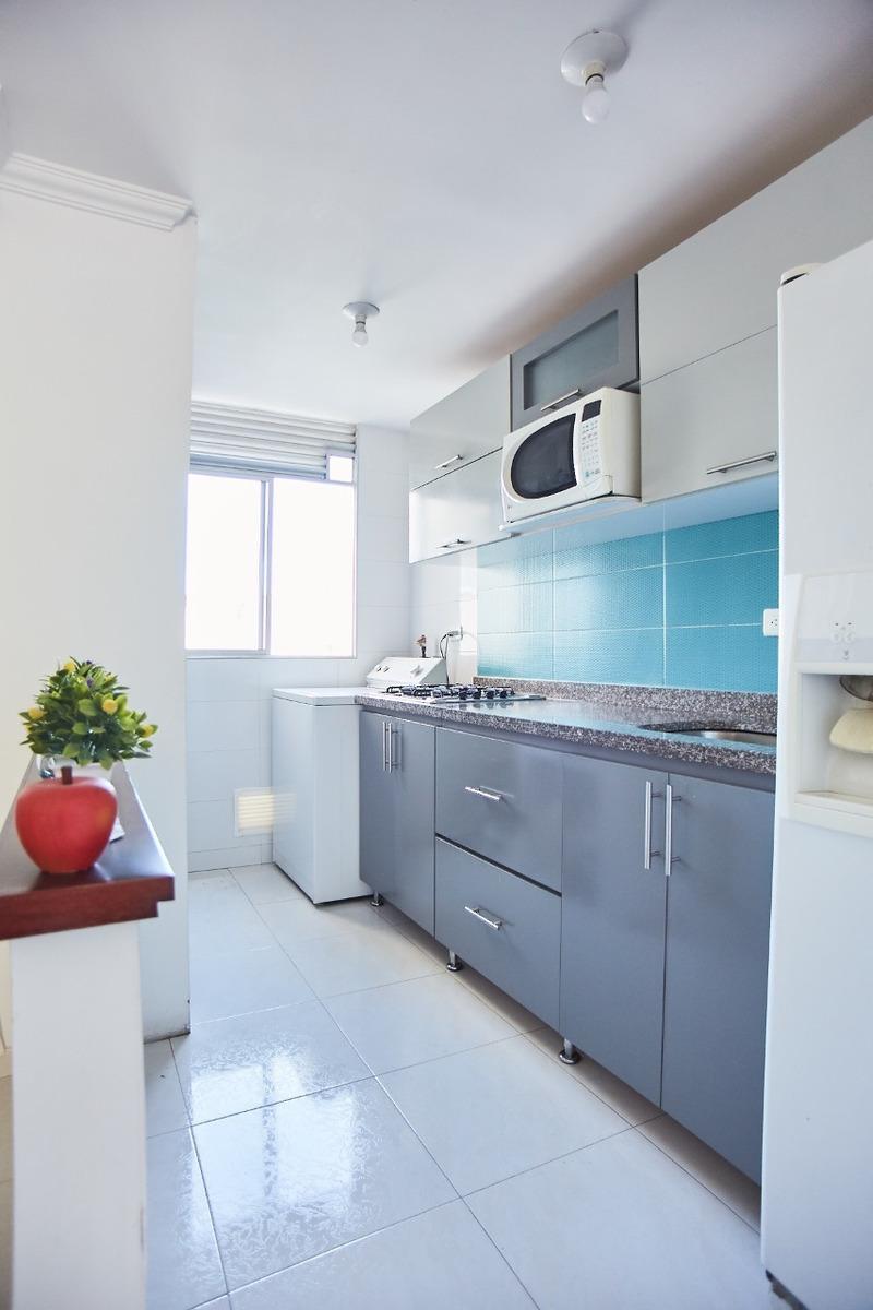 hermoso apartamento en funzá zuame