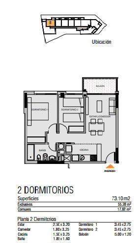 hermoso apartamento en parque batlle, cerca de todos los servicios