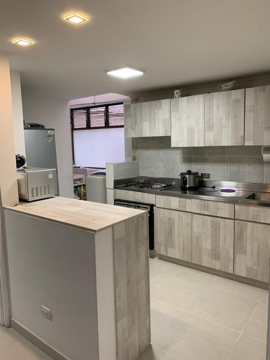 hermoso apartamento recién remodelado 3 alcobas 2 baños