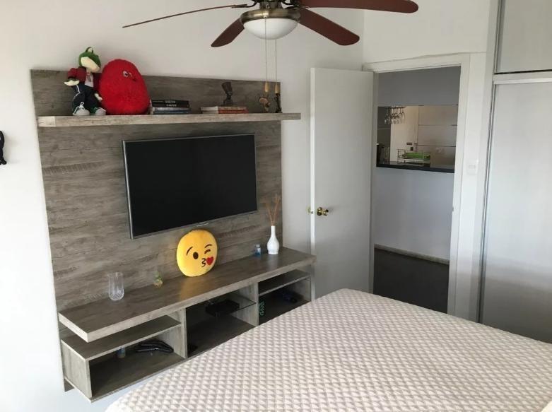 hermoso apartamento sobre playa mansa!! parada 10