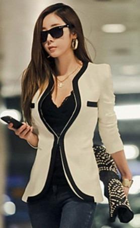 Chaqueta para dama moda