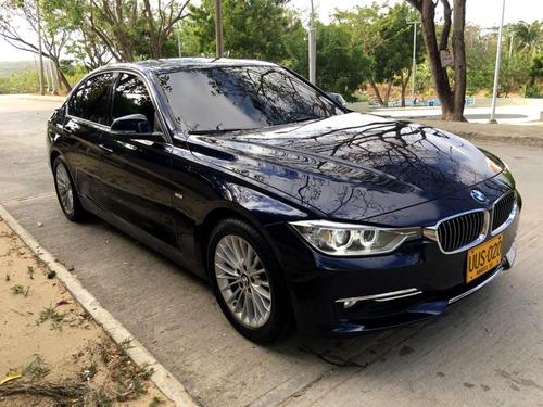 hermoso bmw 320 luxury 2015
