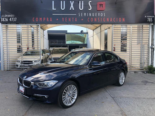hermoso bmw sedan 328ia luxury line 2.0 turbo