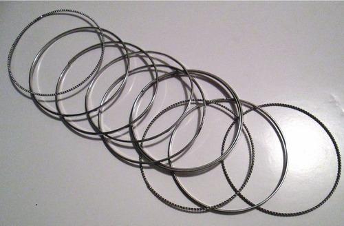 hermoso brazalete de nueve aros - pulseras