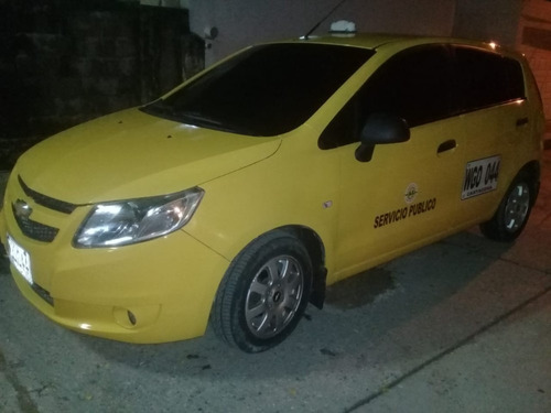hermoso chevytaxi plus impecable