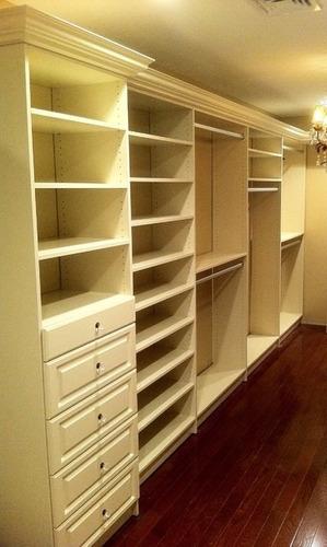 hermoso closets estilo moderno y único