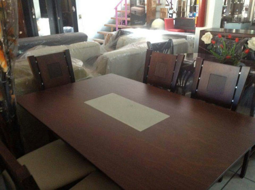 hermoso comedor london 6 sillas oferta bonito msi barato