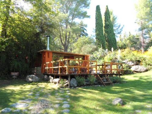 hermoso complejo de cabañas a la venta en san javier