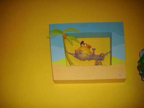 hermoso cuadro infantil  $ 1299.