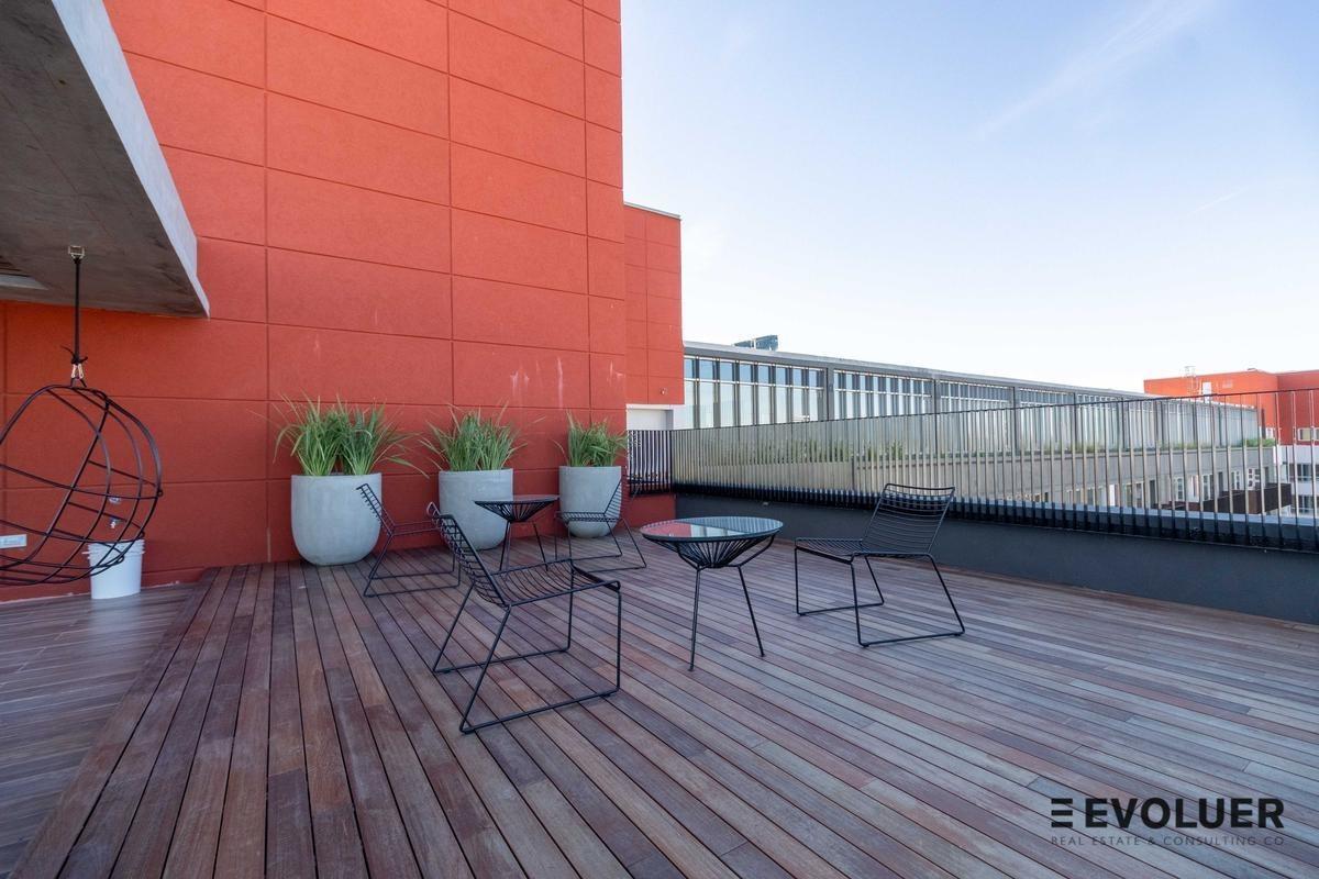 hermoso departamento  1 ambiente amplio con cochera quartier dorrego - palermo hollywood