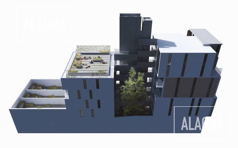 hermoso departamento 1 dormitorios a estrenar de gran diseño en echesortu cerca de facultades