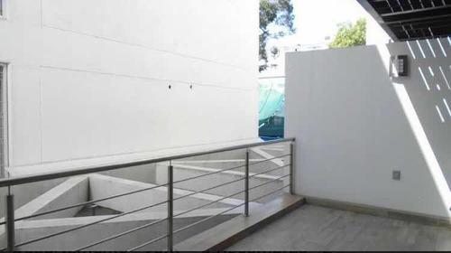 hermoso departamento con terraza 20m2 jose maria rico 625