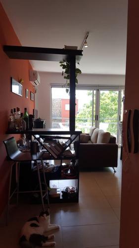 hermoso departamento de 2 ambientes. muy luminoso