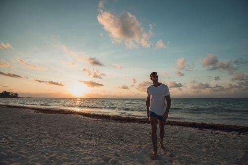 hermoso departamento de 4 recamaras con vista al mar en playa del carmen