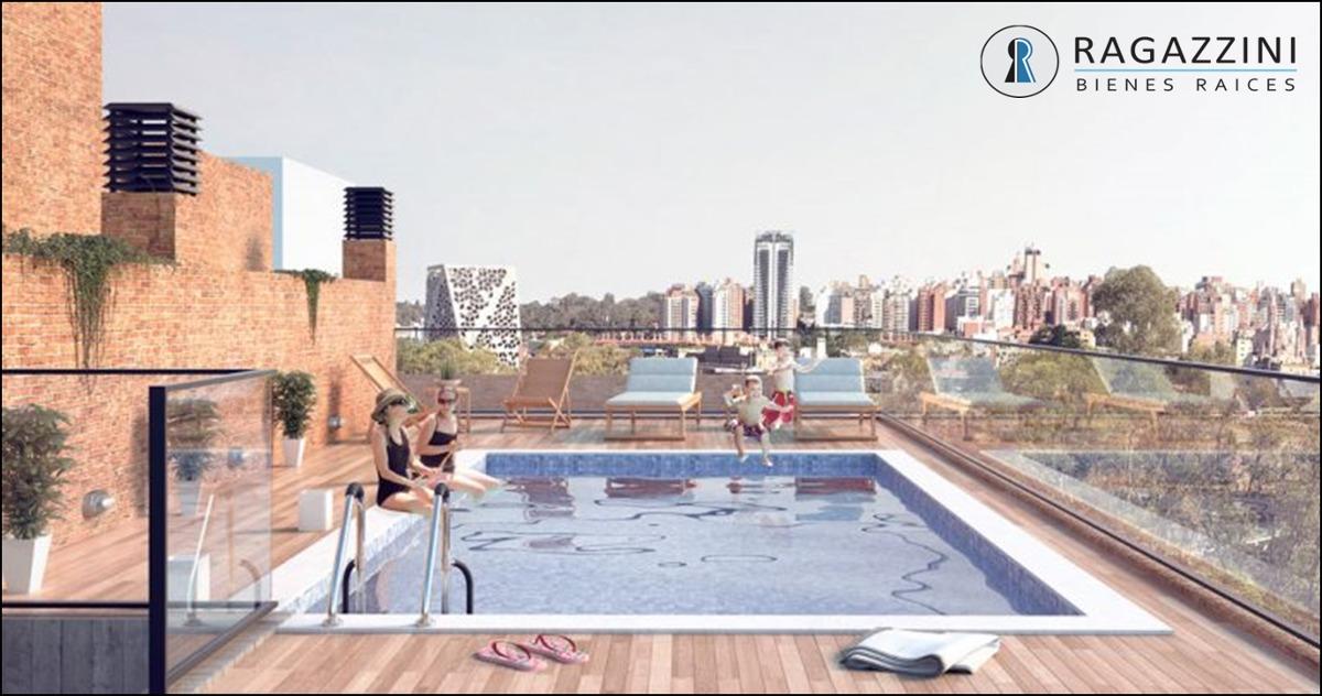 hermoso departamento de un dormitorio!! balcon terraza!!