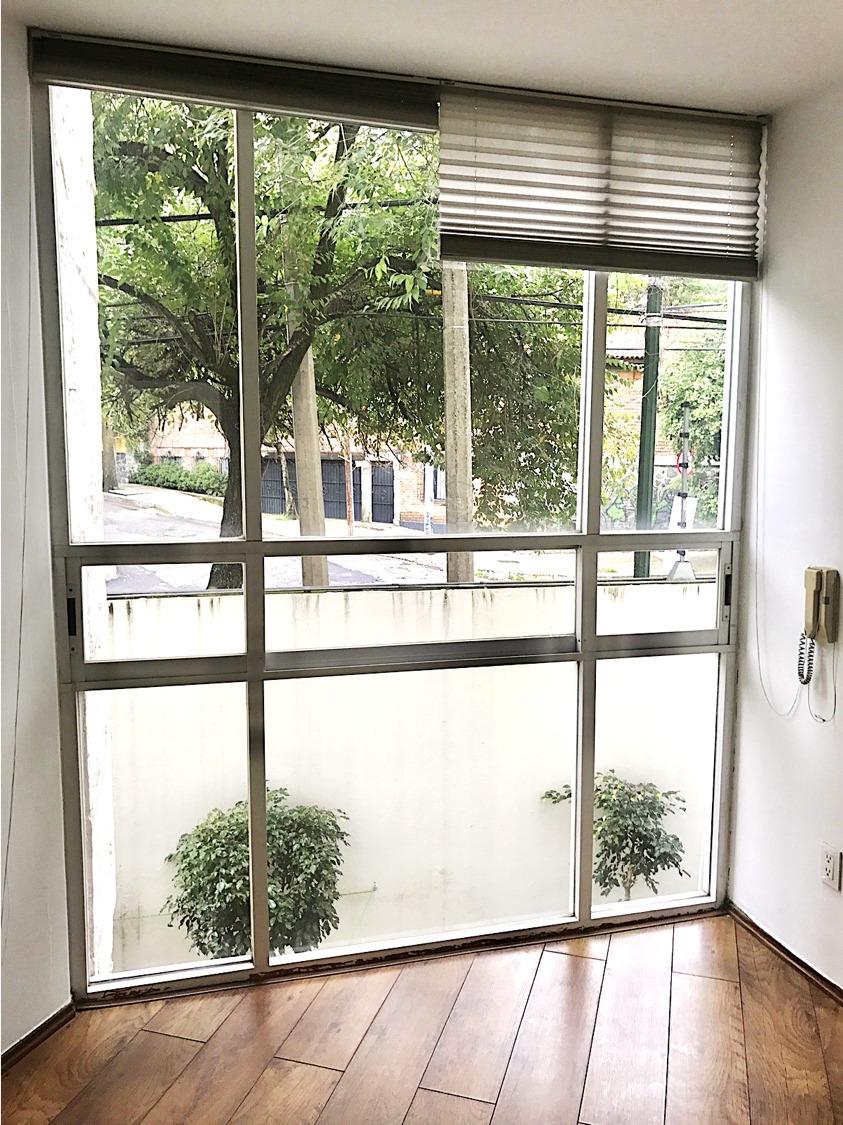hermoso departamento, en 1er. piso, muy cerca de san jeronimo, alvaro obregon
