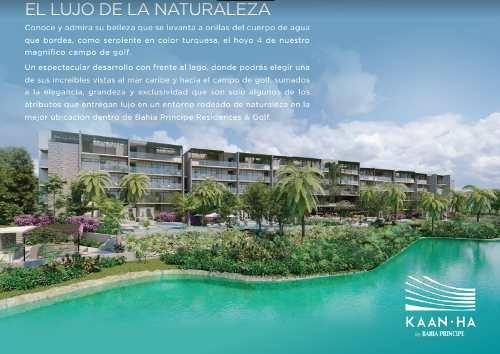 hermoso departamento en la riviera maya
