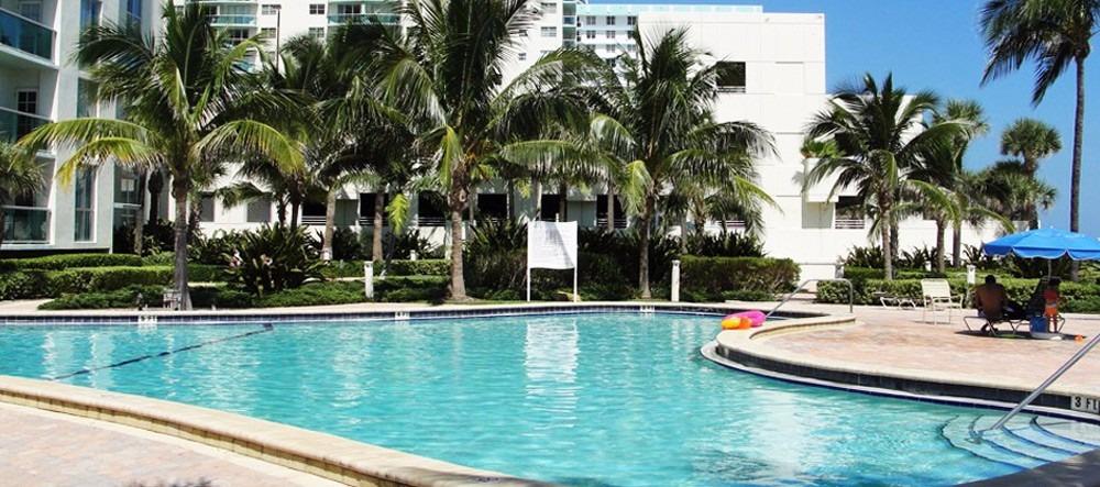 hermoso departamento en miami sobre la playa!!