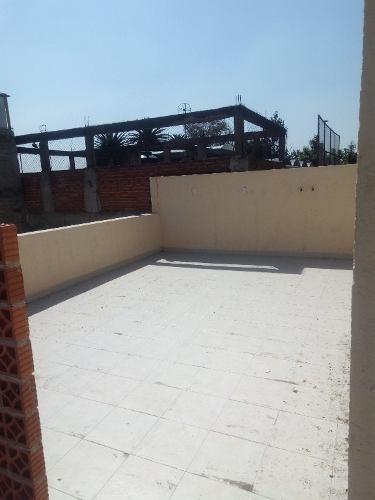 hermoso departamento en pb  nuevo y amplio  con roof garden .