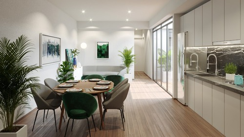 hermoso departamento en pre-venta de 137 m2 en narvarte