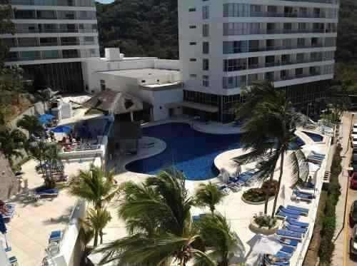 hermoso departamento en renta en acapulco, puerto marques