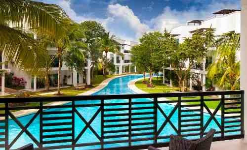hermoso departamento en venta azul fives, playa del carmen, quintana roo