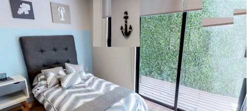 hermoso departamento en venta de 161 m2 en narvarte